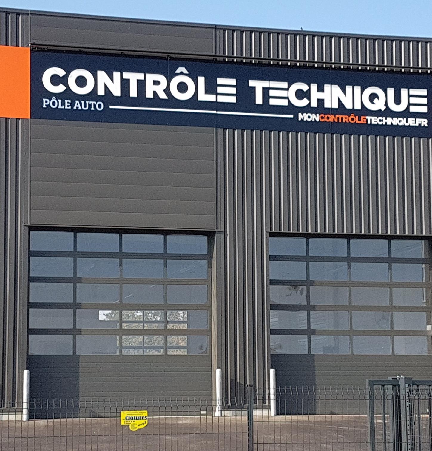 Centre de controle technique CONTRÔLE TECHNIQUE POLE AUTO situé proche de ST GREGOIRE, 35760